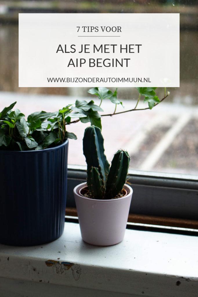 Ga je met het AIP beginnen? Lees dan deze 7 tips die je opweg kunnen helpen.