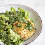 Tonijn Burgers met Zoete Aardappel. Voor als je wat lekkers wilt voor in de salade, maar ook perfect voor de mealprep! (AI, Paleo, Glutenvrij, Melkvrij, Zonder Ei)